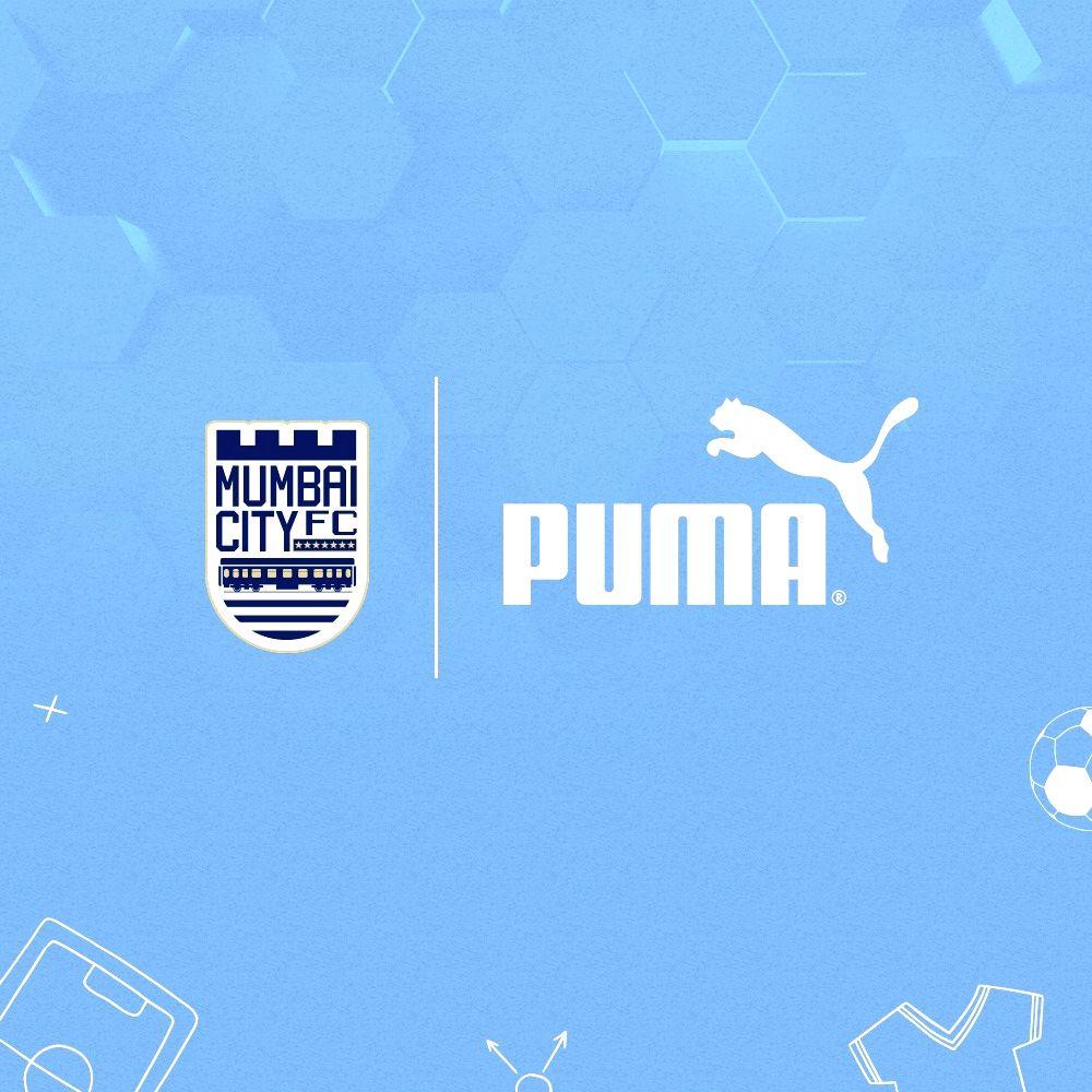 PUMA, Mumbai City FC sign long-term strategic partnership.