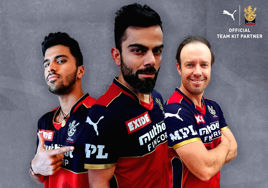 Puma signs long-term deal with RCB.