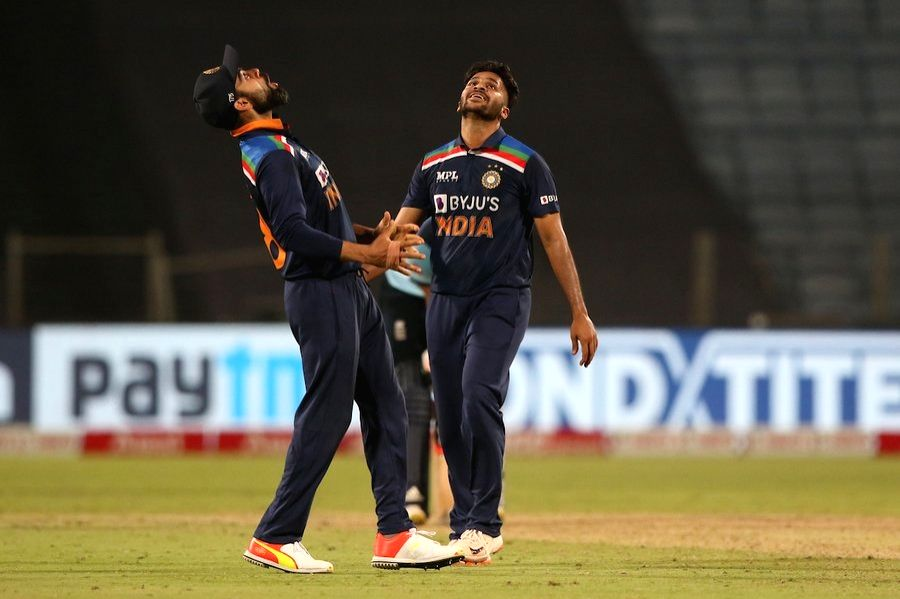 Pune ODI: India beat England by 7 runs and named the series ( credit : ICC/twitter)