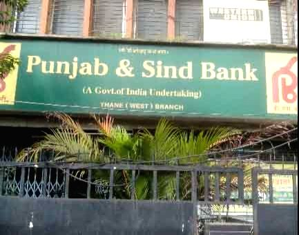 Punjab and Sind Bank.