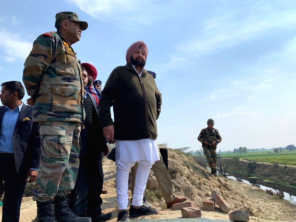 Punjab Chief Minister Captain Amarinder Singh. (Photo: IANS) - Captain Amarinder Singh
