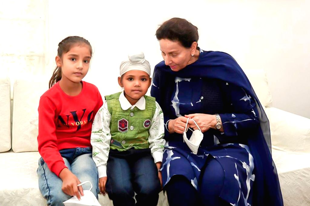 Punjab CM meets five-year-old TikTok sensation Noor