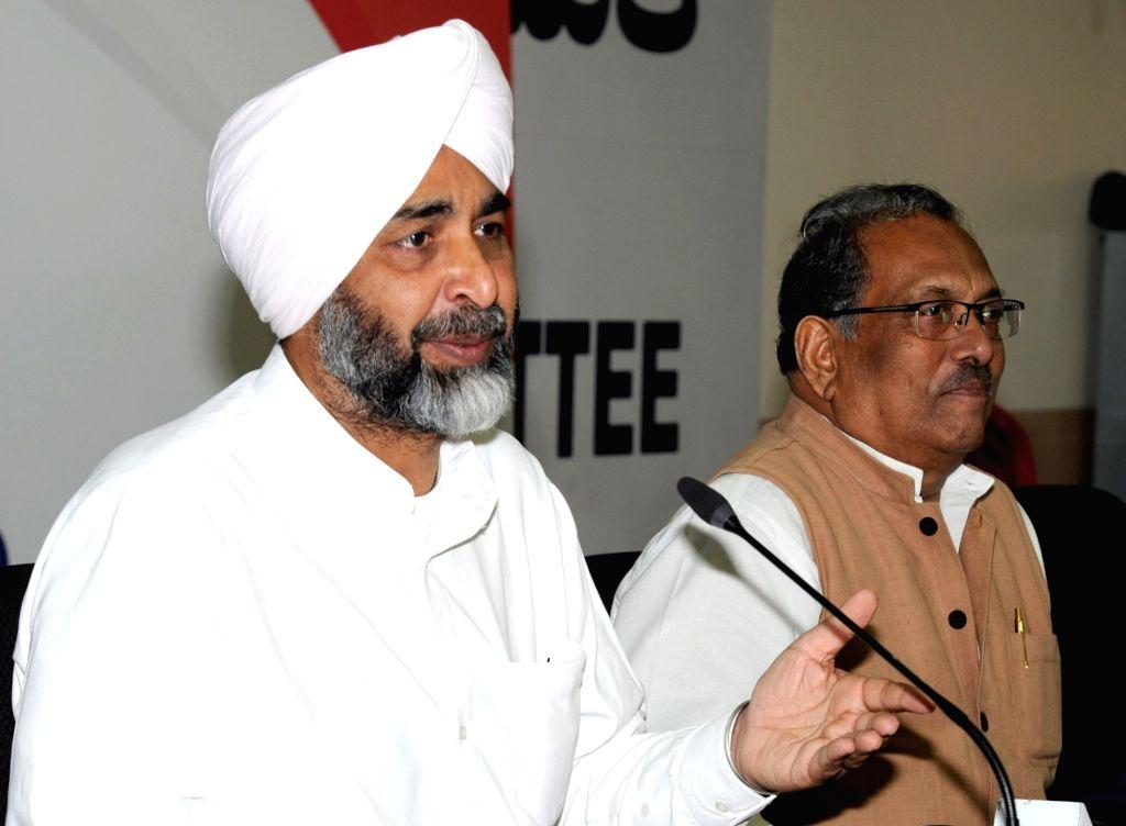 Punjab Finance Minister Manpreet Singh Badal. (Photo: IANS) - Manpreet Singh Badal
