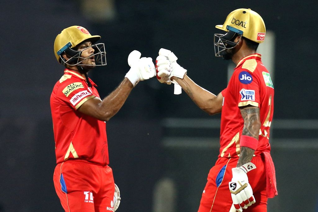 Punjab Kings Vs Delhi Capitals ( Credit : BCCI/IPL)
