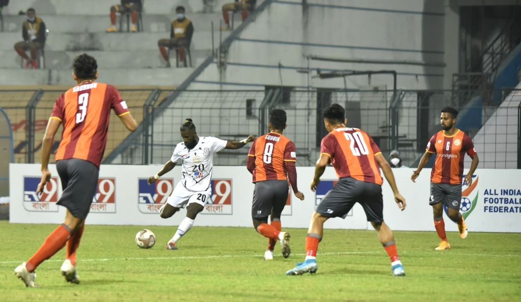 Punjab, Mohammedans play out drab 0-0 draw. (Credit: AIFF)