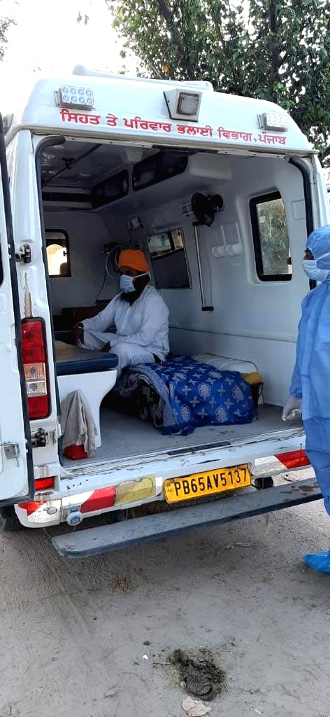 Punjab on ambulance services