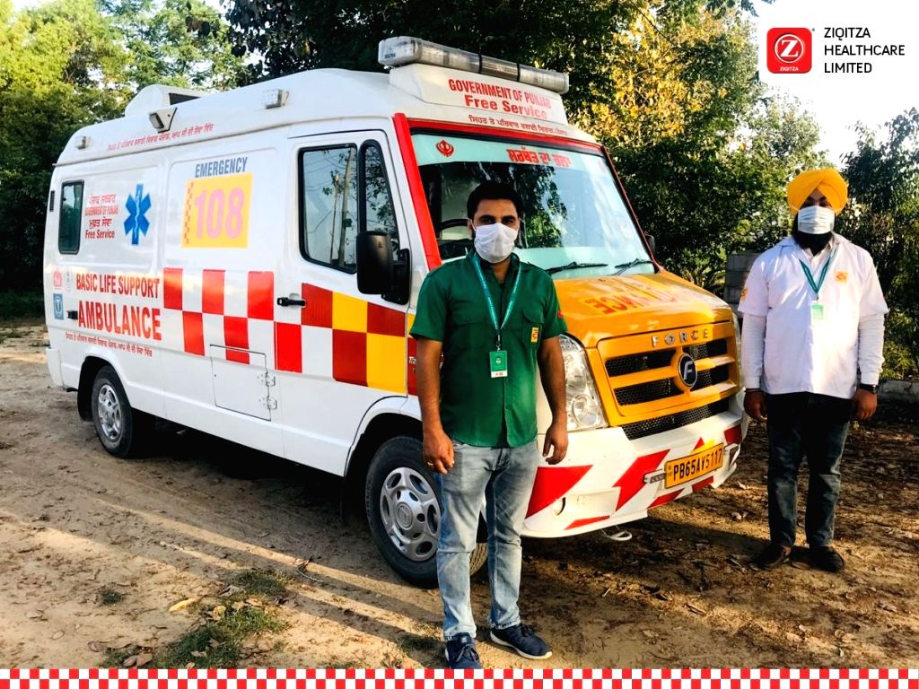 Punjab to deploy 270 ambulances for emergency care.