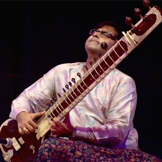 Purbayan Chatterjee, Indian Sitarist and vocalist (Source: Artist/Twitter) - Purbayan Chatterjee