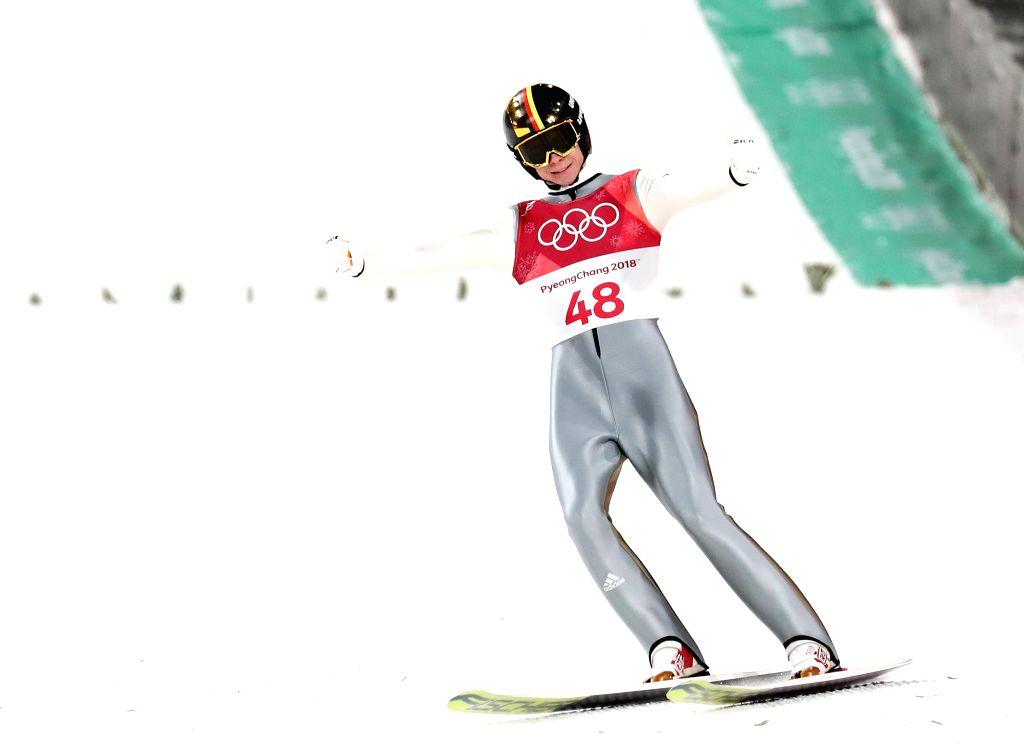 ed1260b97b12cf OLY-SOUTH KOREA-PYEONGCHANG-SKI JUMPING-MEN S LARGE HILL INDIVIDUAL