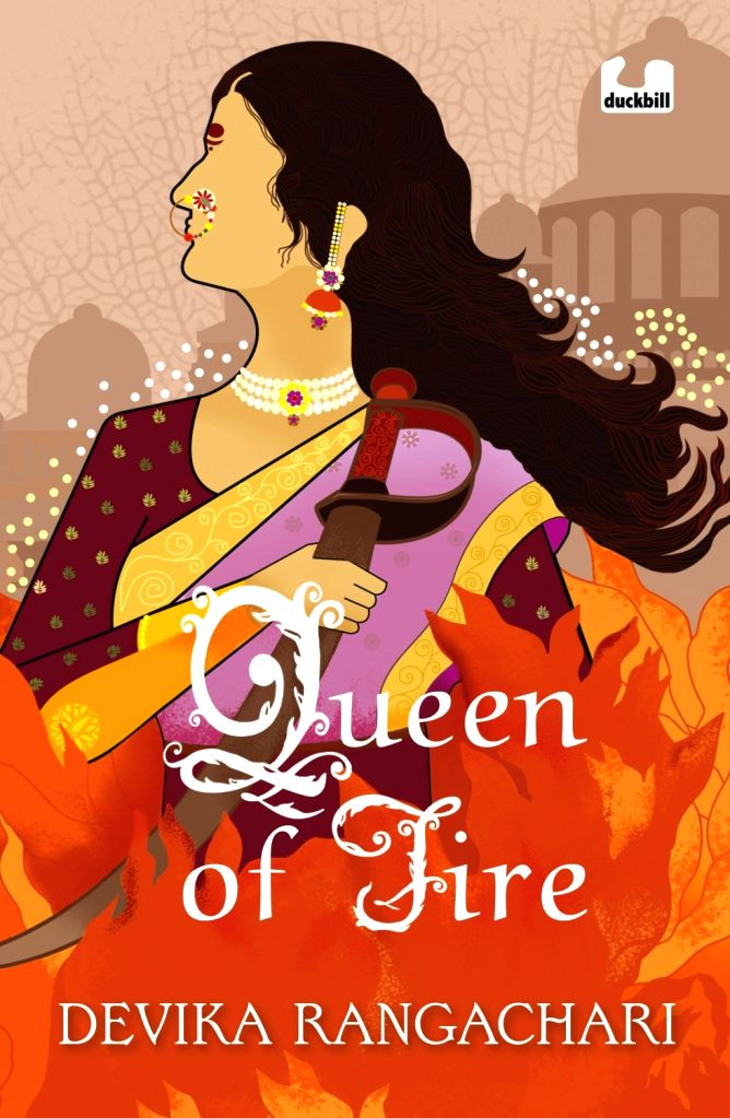 Queen of Fire', a book on Rani Lakshmibai, set to launch.(photo:IANSLIFE)
