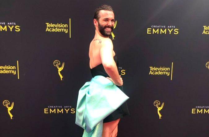 'Queer Eye' star Jonathan Van Ness is HIV-positive.
