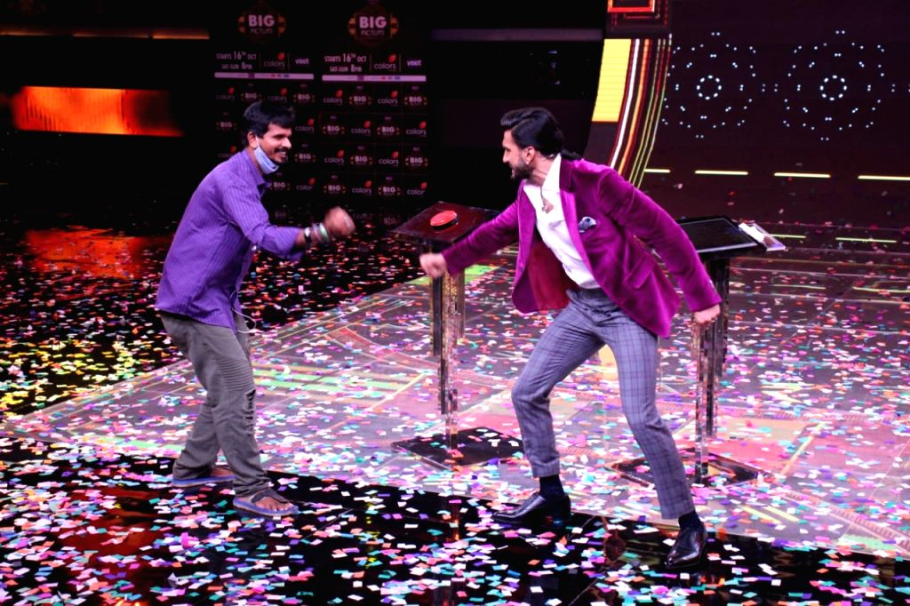 Question Answers session of Ranveer Singh Of Show Big - Ranveer Singh O