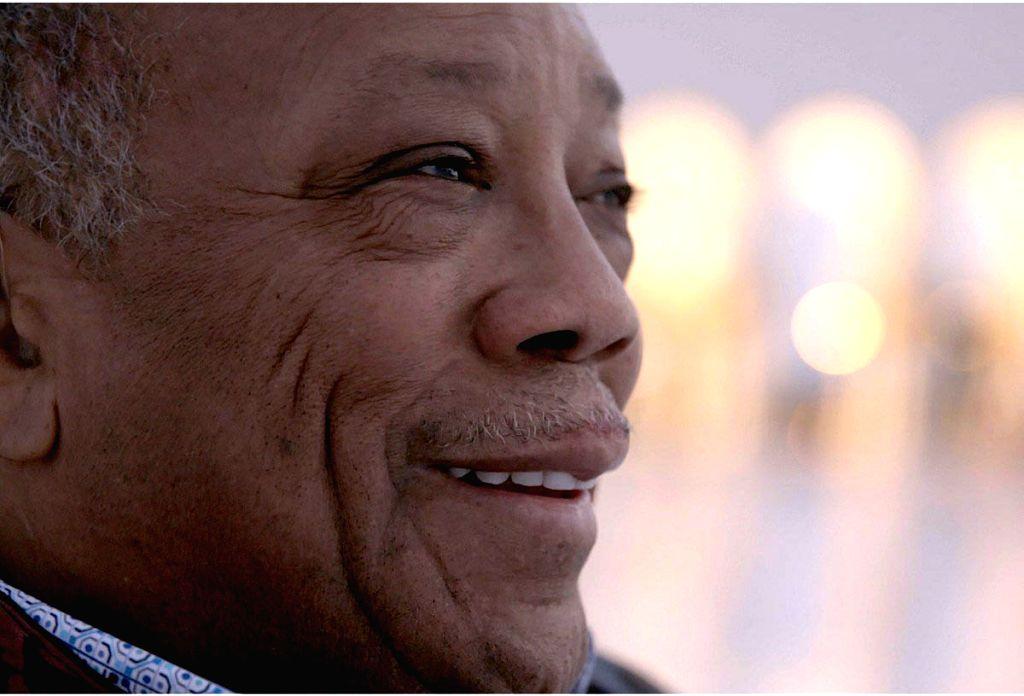 Quincy Jones.