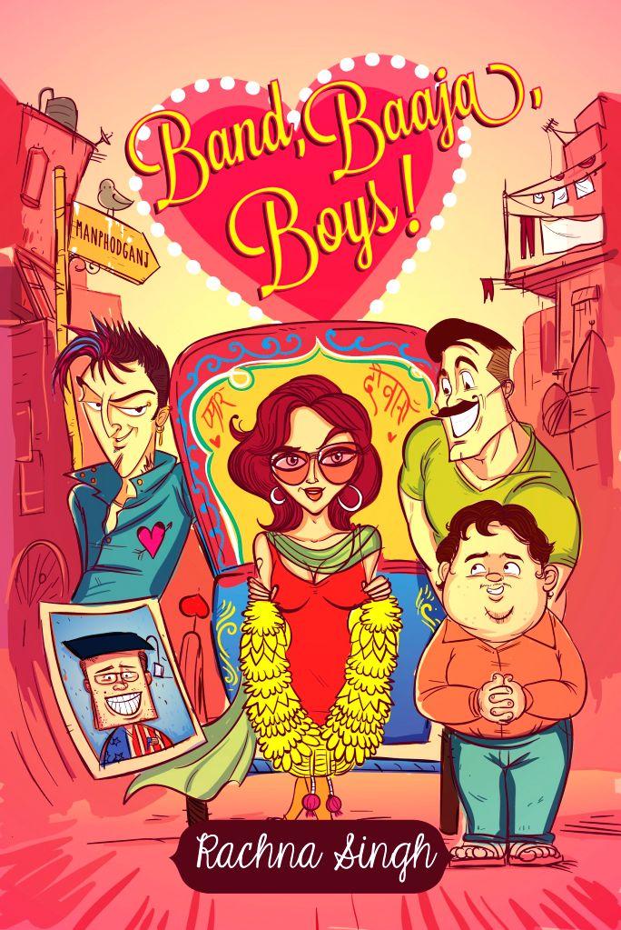 Rachna Singh\'s hilarious tale of love and heartbreak in Allahabad - Rachna Singh