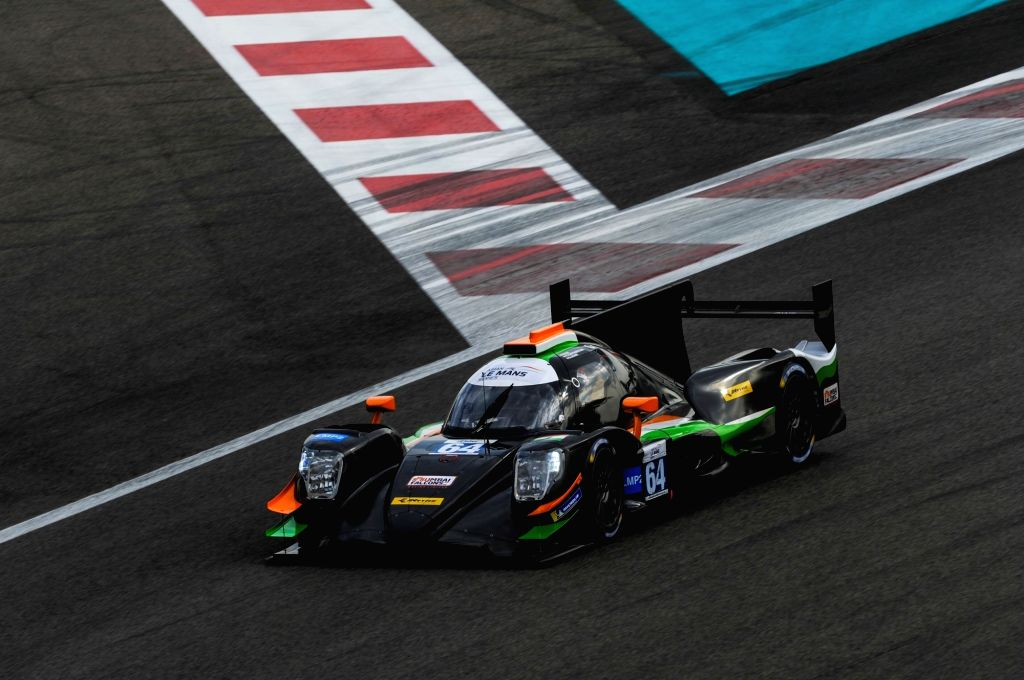 Racing Team India finish 5th in their 1st Asian Le Mans Series (Credit: Racing Team India)