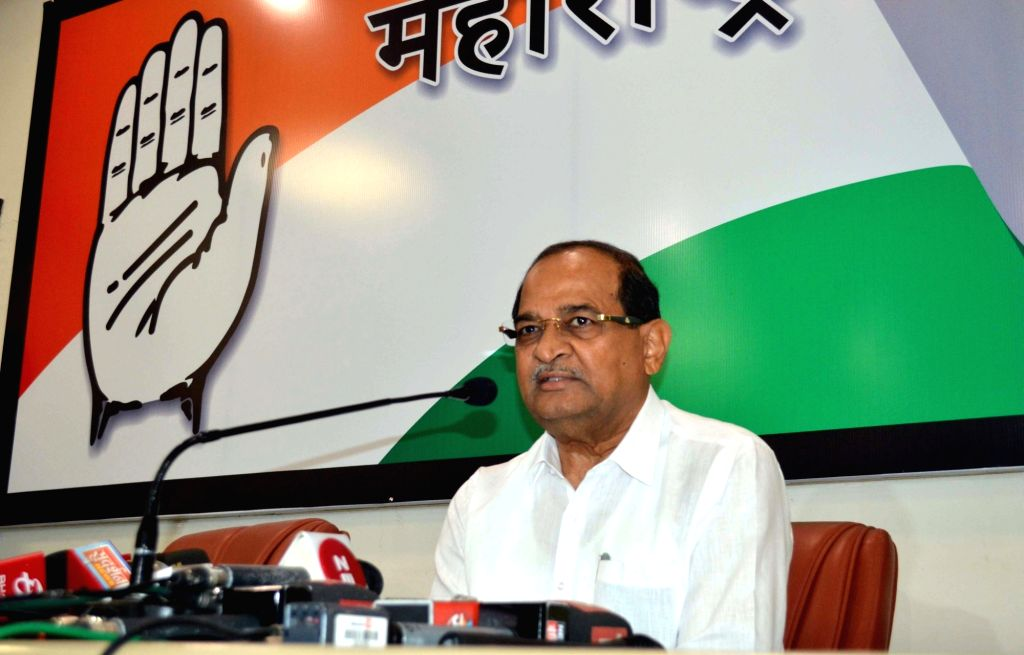 Radhakrishna Vikhe Patil. (Photo: IANS) - Radhakrishna Vikhe Patil