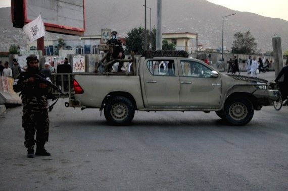 Radio station alleges takeover by Taliban commander