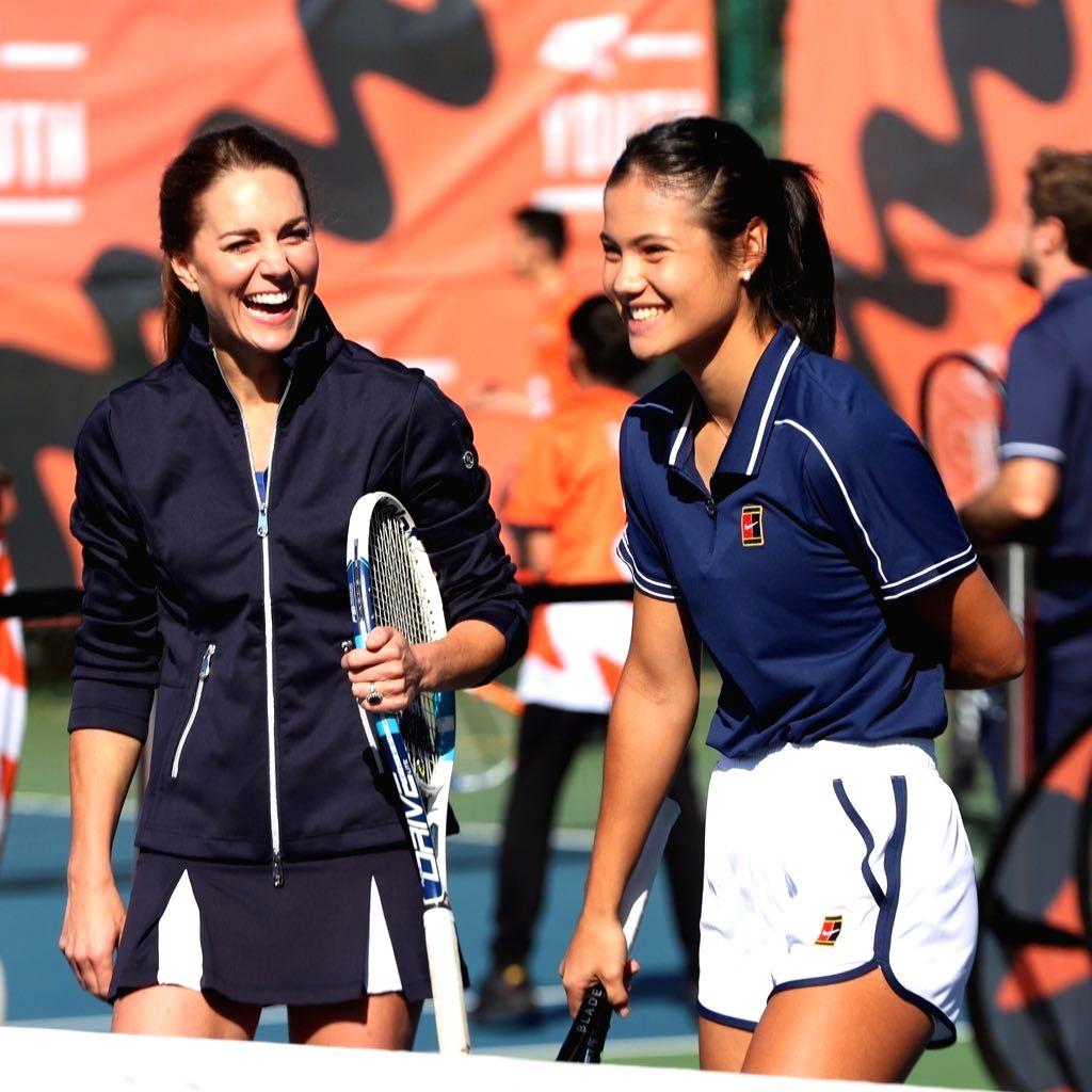 Raducanu's success gives tennis multi-million dollar boost in Britain
