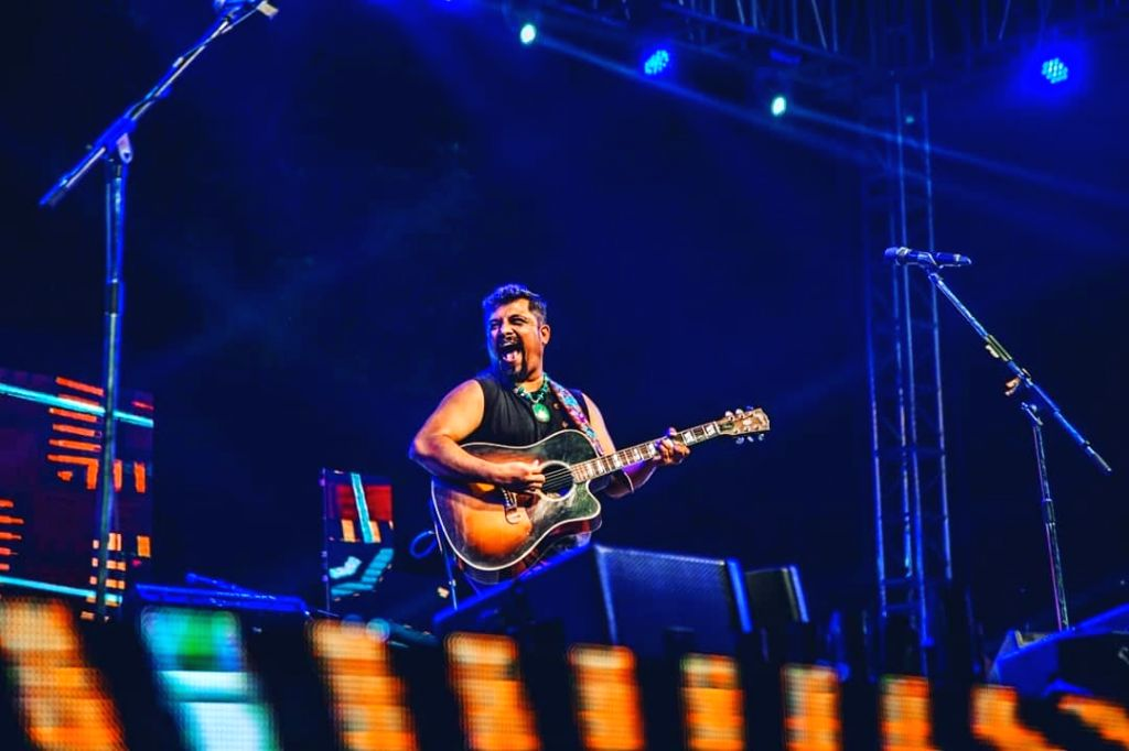 Raghu Dixit: There is nothing I like about virtual concerts - Raghu Dixit