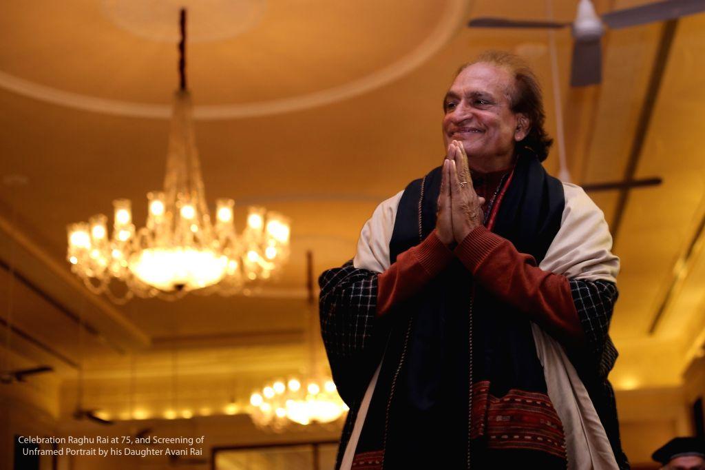 Raghu Rai, the ace photographer who turns 75 today. - Raghu Rai