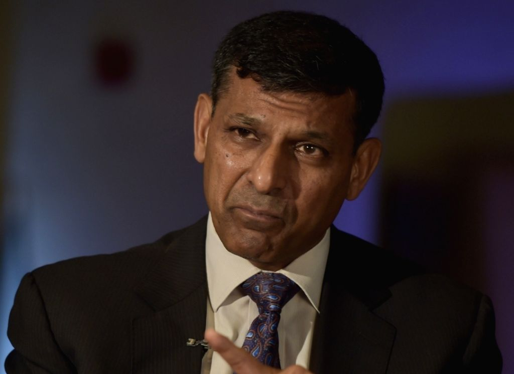 Raghuram Rajan.(File Photo: IANS)
