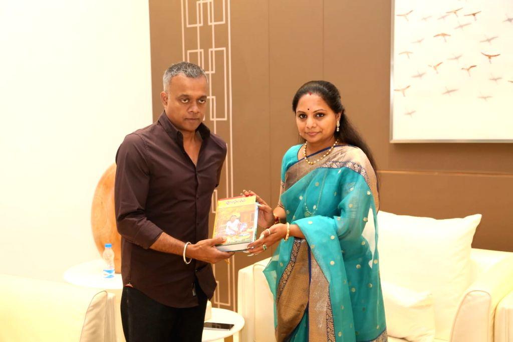 Rahman, Vasudev Menon compose song for Bathukamma. - Vasudev Menon