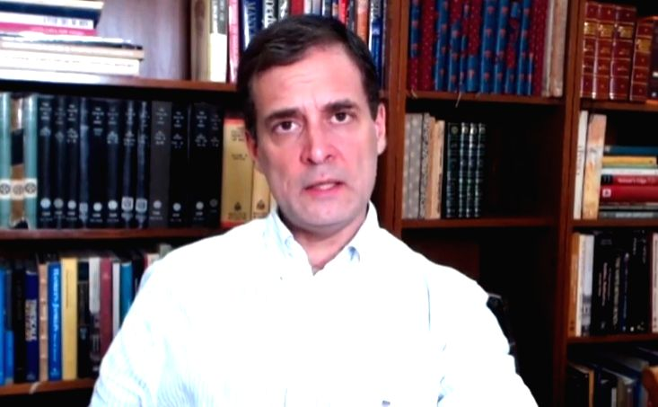Rahul Gandhi on NEET JEE exams - Rahul Gandhi