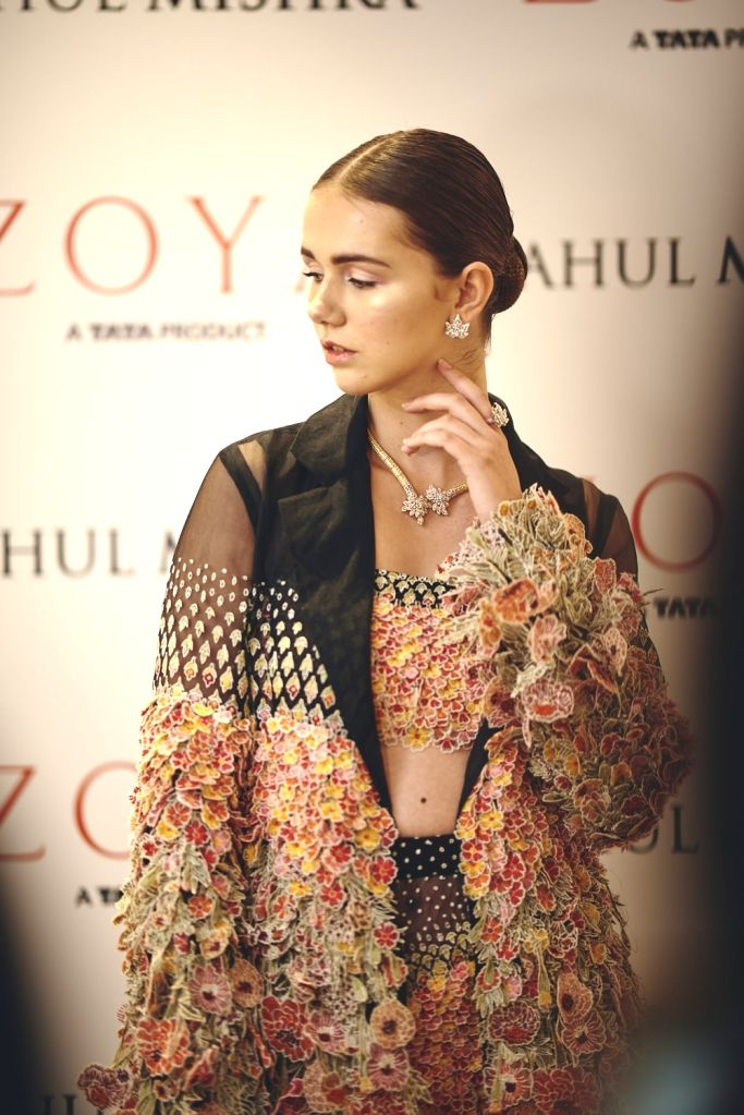 Rahul Mishra partners with Zoya for Paris Fashion Week - Rahul Mishra