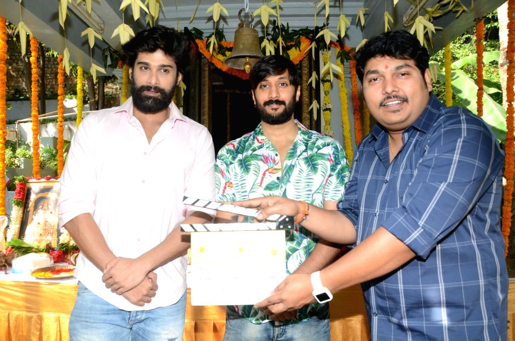 Rahul's (Tyson) new film launched.