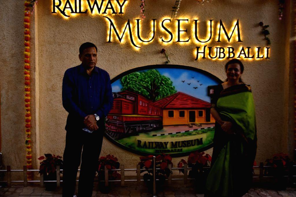 Rail museum in north Karnataka showcases heritage, artefacts.