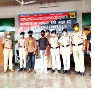 Railway cops rescue 20 trafficked kids in Bengaluru