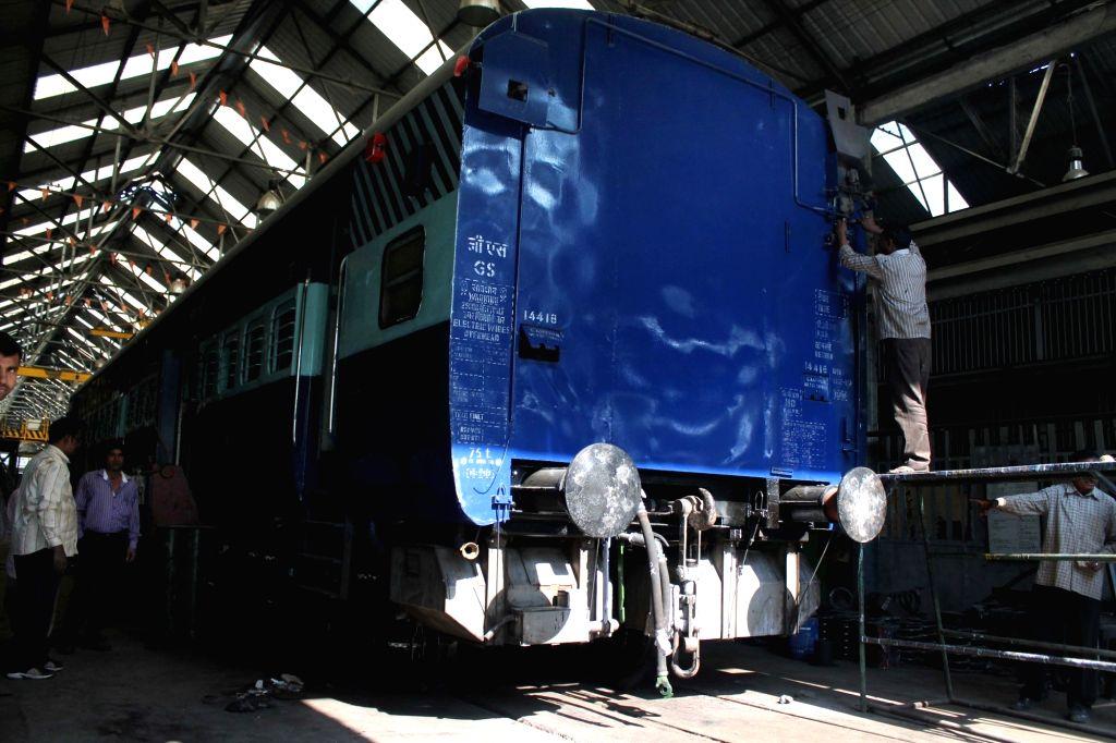 Railway manufacturing unit. (File Photo: IANS)