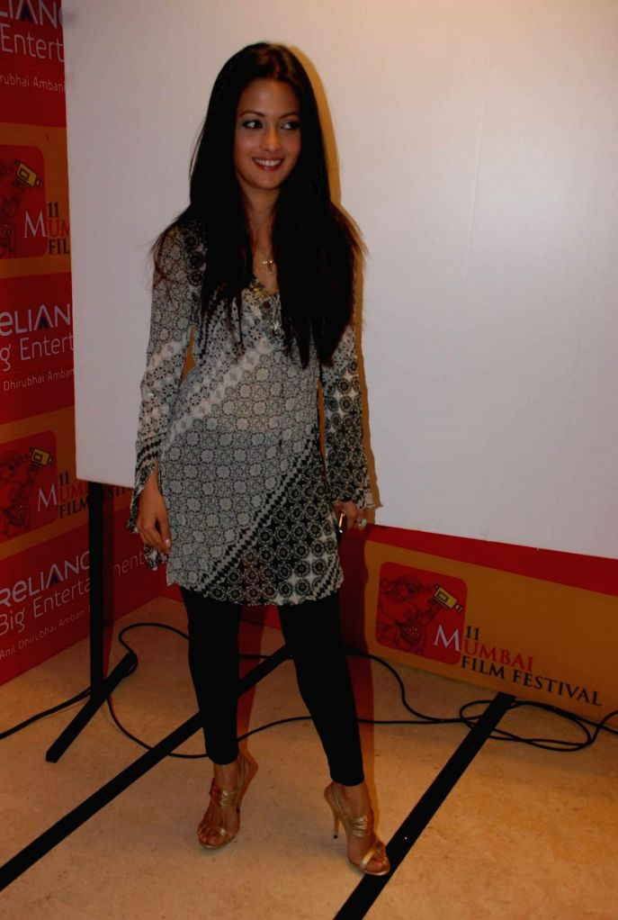 Raima Sen at MAMI Fesitval at Fun. - Raima Sen