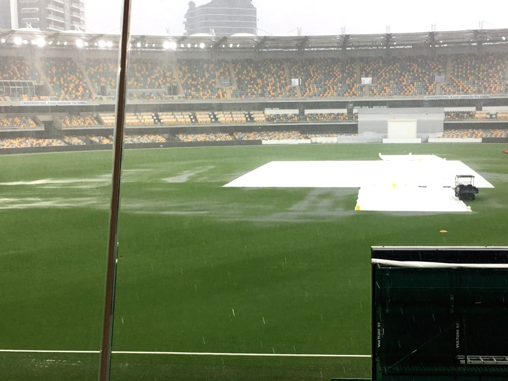 Rain could play a crucial role in deciding the outcome of the fourth and final India-Australia Test that starts at the Gabba on Friday.
