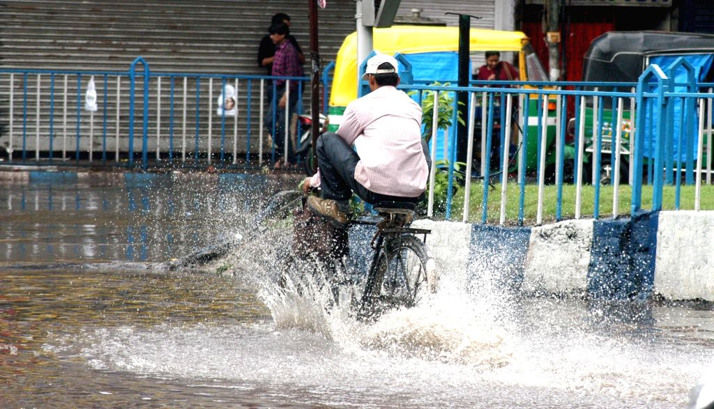 Rains in Kolkata. (File Photo: IANS)
