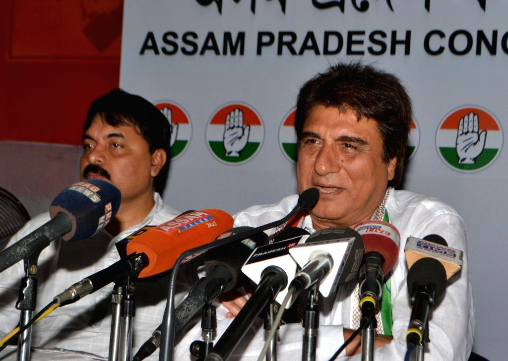 Raj Babbar. (Photo: IANS)
