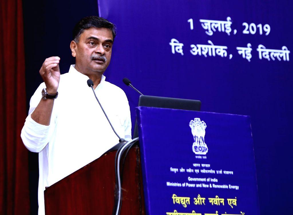 Raj Kumar Singh. (Photo: IANS/PIB) - Kumar Singh