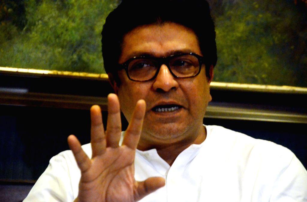 Raj Thackeray. (File Photo: IANS)