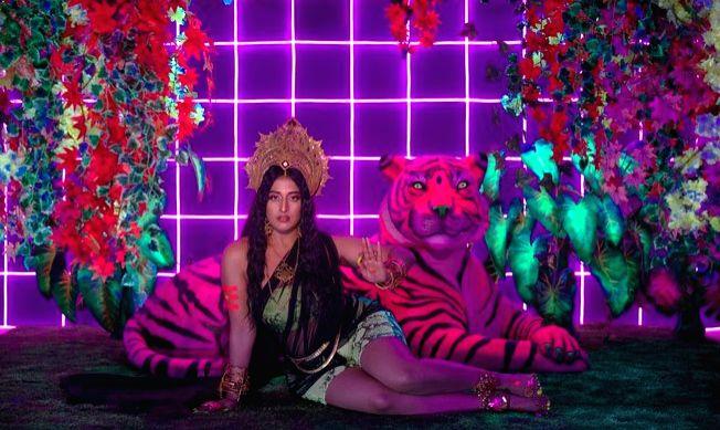 :  Raja Kumari releases new music video titled 'Karma'
