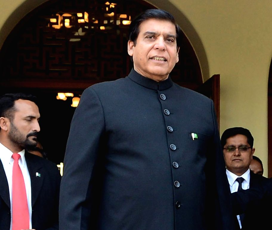 Raja Pervez Ashraf. (File Photo: IANS)