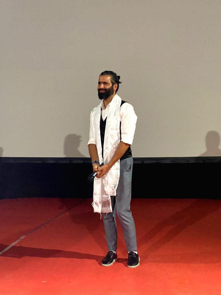 Raja Shabir Khan on his Kashmiri film 'Shepherds of Paradise' - Shabir Khan