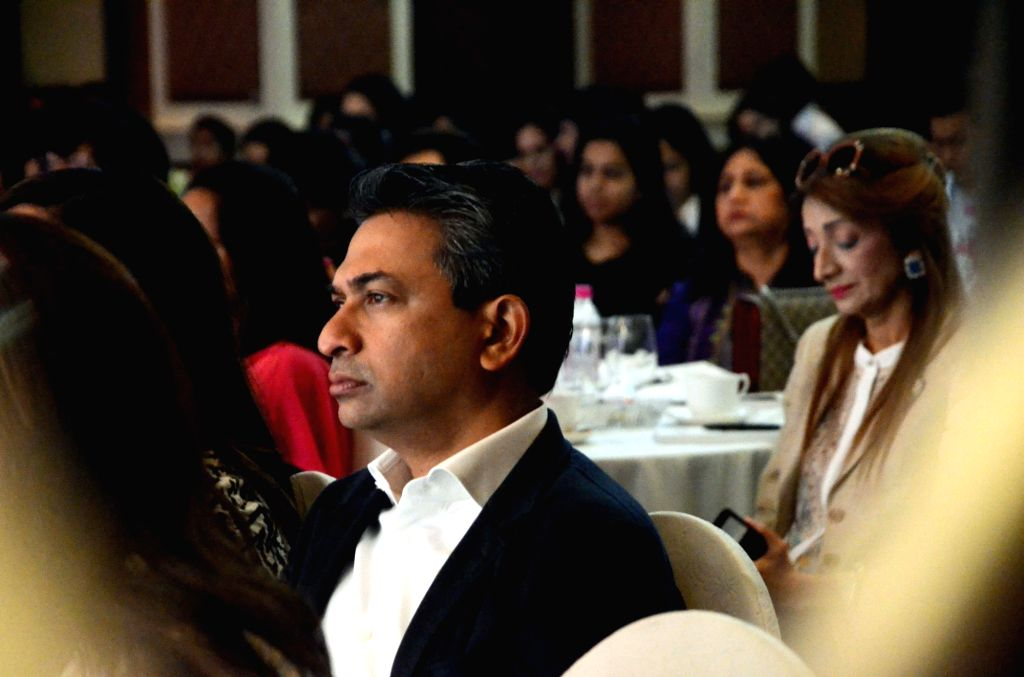 Rajan Anandan, vice president, South East Asia and India, Google addressing during the launch of Google Arts & Culture platform in Mumbai on Nov. 19, 2016.