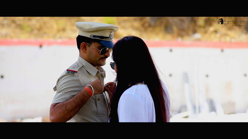 Rajasthan Police has asked all its personnel to maintain their uniform's dignity after after a pre-wedding video shoot showing a police officer on duty being 'bribed' by his bride-to-be went viral on ...