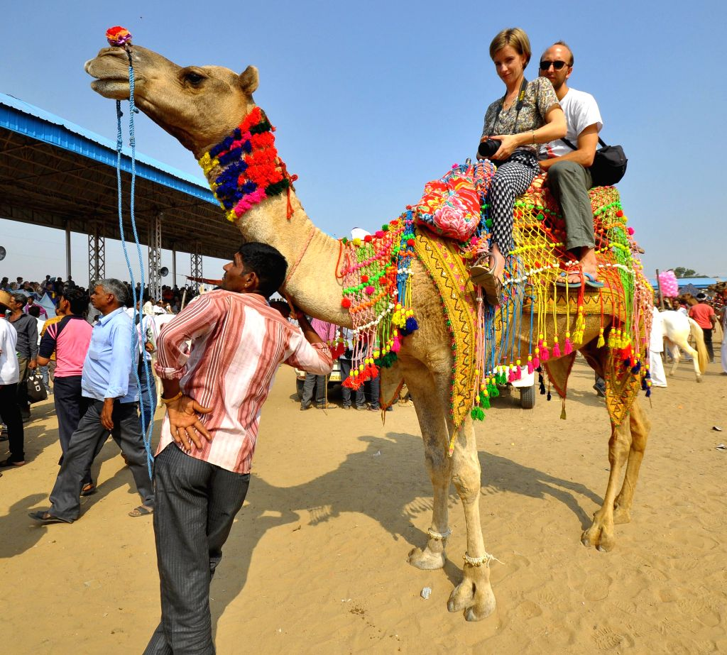 Rajasthan registered -71.50% YoY dip in tourist numbers in 2020.