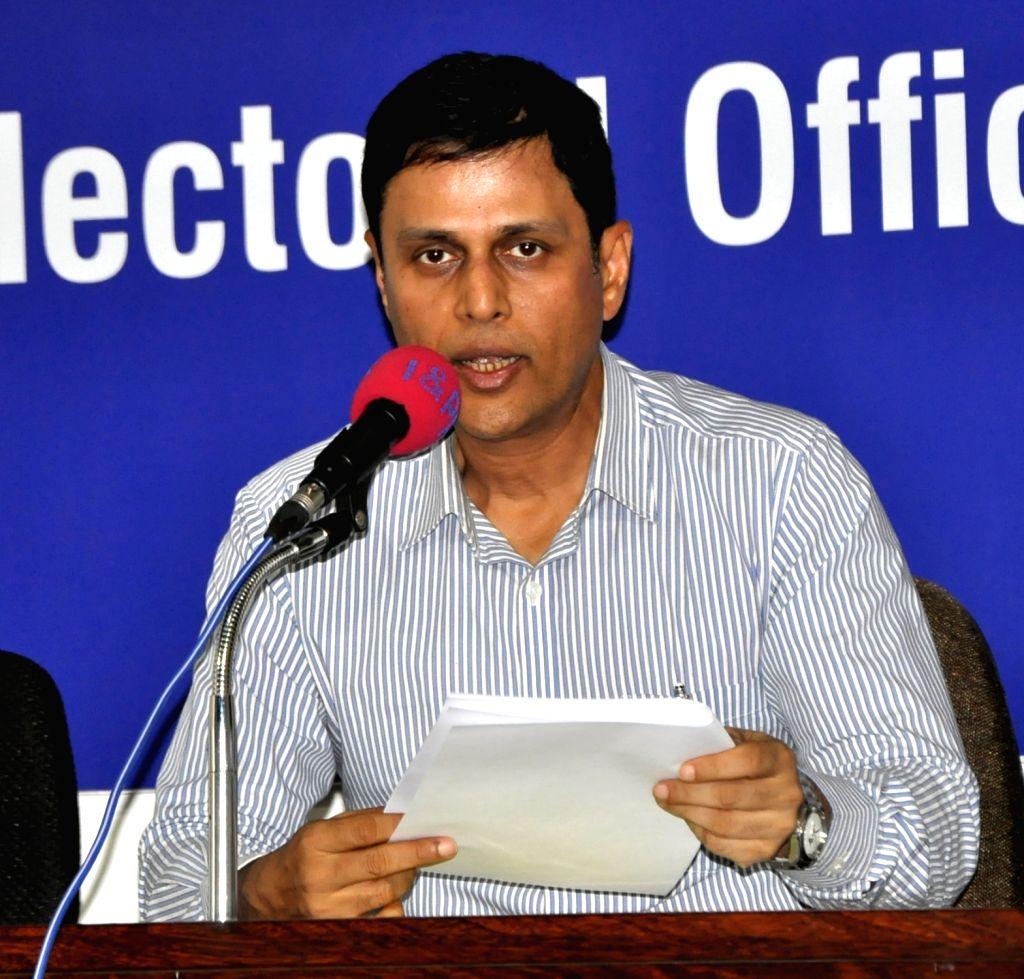 Rajat Kumar. (Photo: IANS) - Rajat Kumar