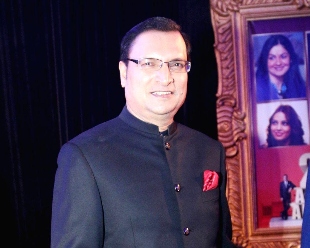 Rajat Sharma. (File Photo: IANS) - Rajat Sharma