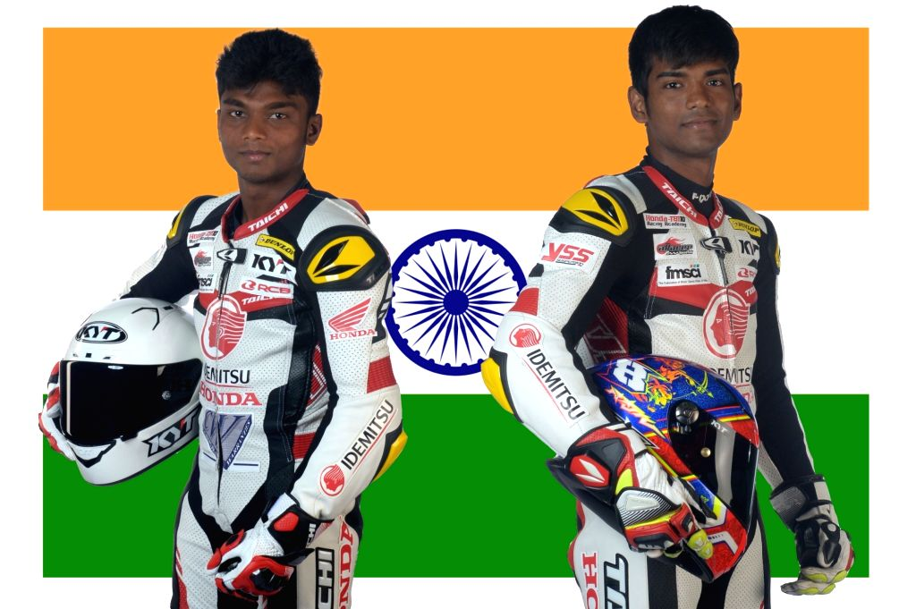 Rajiv and Senthil at ARRC 2019 in Japan.
