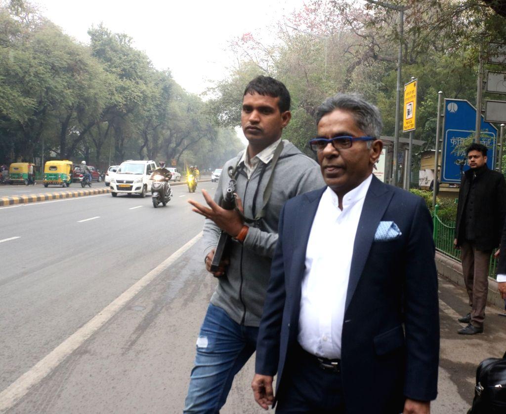 Rajiv Saxena. (Photo: IANS)