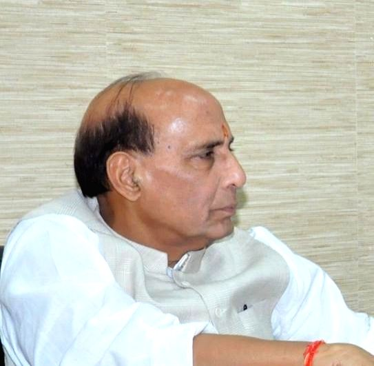 Rajnath Singh. (File Photo: IANS) - Rajnath Singh