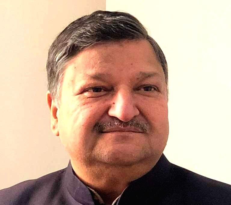 Rajya Sabha MP Dr. Anil Aggarwal.